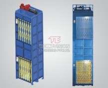 Vertical Reciprocating Conveyor
